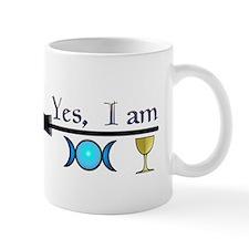 """""""Yes, I Am"""" Mug"""