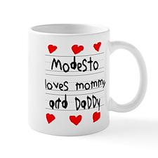 Modesto Loves Mommy and Daddy Mug