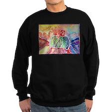 Cactus! Southwest art! Sweatshirt