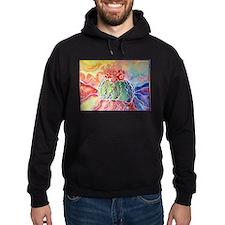 Cactus! Southwest art! Hoodie