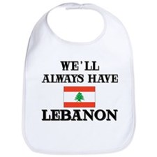 We Will Always Have Lebanon Bib