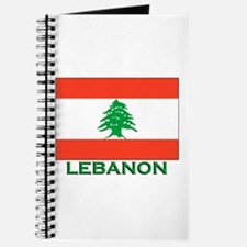 Lebanon Flag Gear Journal