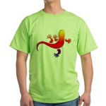 Cool Gecko 3 Green T-Shirt