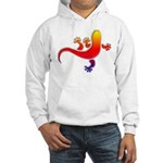 Cool Gecko 3 Hooded Sweatshirt