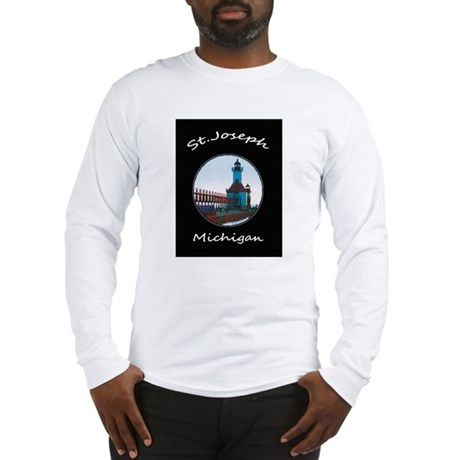 Long Sleeve T-Shirt / St. Joseph Michigan