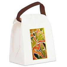 Leaves! Autumn, Ginkgo leaf! Canvas Lunch Bag