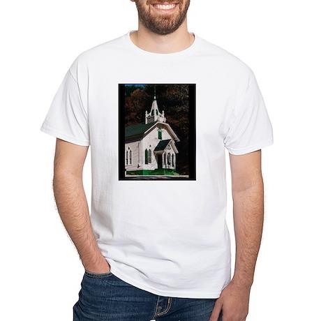 Church White T-Shirt