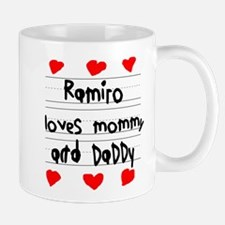 Ramiro Loves Mommy and Daddy Mug