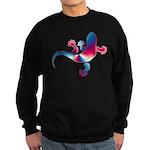 Cool Gecko 4 Sweatshirt (dark)