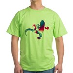 Cool Gecko 4 Green T-Shirt