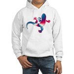 Cool Gecko 4 Hooded Sweatshirt