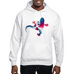 Cool Gecko 4 Hooded Sweatshirt
