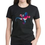 Cool Gecko 4 Women's Dark T-Shirt