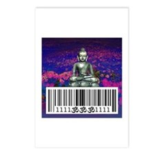 Buddha Ohm 1111 Postcards (Package of 8)