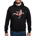 Cool Gecko 5 Hoodie (dark)