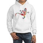 Cool Gecko 5 Hooded Sweatshirt