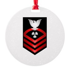 Navy Chief Machinist's Mate Ornament