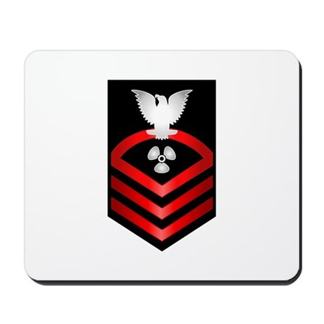Navy Chief Machinist's Mate Mousepad