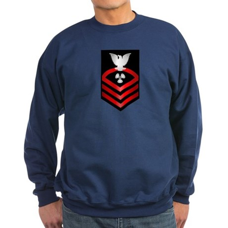 Navy Chief Machinist's Mate Sweatshirt (dark)