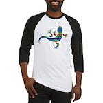Cool Gecko 8 Baseball Jersey