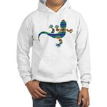 Cool Gecko 8 Hooded Sweatshirt