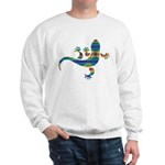Cool Gecko 8 Sweatshirt