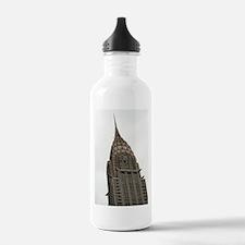 Chrysler Building Water Bottle