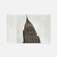 Chrysler Building Rectangle Magnet