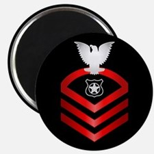 Navy Chief Master at Arms Magnet