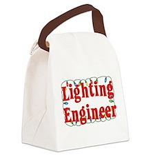 Lighting engineer Canvas Lunch Bag