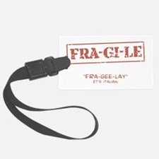 FRA-GI-LE [A Christmas Story] Luggage Tag