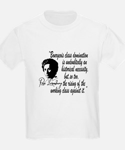 Rosa Luxemburg With Quote T-Shirt