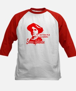 Emma Goldman With Quote Tee