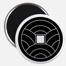 "Wave coin 2.25"" Magnet (10 pack)"