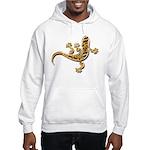 Cool Gecko 9 Hooded Sweatshirt