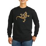 Cool Gecko 9 Long Sleeve Dark T-Shirt