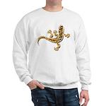 Cool Gecko 9 Sweatshirt