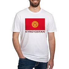 Kyrgyzstan Flag Merchandise Shirt