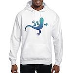 Cool Gecko 10 Hooded Sweatshirt