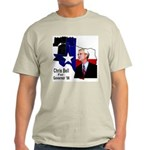 ChrisBell, TX GOV Ash Grey T-Shirt