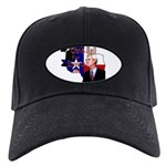 ChrisBell, TX GOV Black Cap