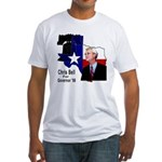 ChrisBell, TX GOV Fitted T-Shirt