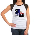 ChrisBell, TX GOV Women's Cap Sleeve T-Shirt
