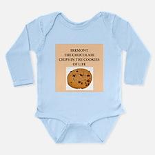 fremont Long Sleeve Infant Bodysuit