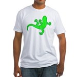 Cool Gecko 12 Fitted T-Shirt