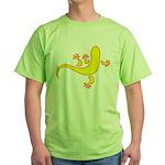 Cool Gecko 13 Green T-Shirt