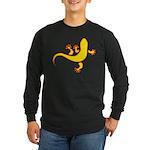 Cool Gecko 13 Long Sleeve Dark T-Shirt