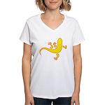 Cool Gecko 13 Women's V-Neck T-Shirt