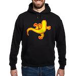 Cool Gecko 14 Hoodie (dark)