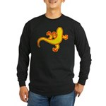 Cool Gecko 14 Long Sleeve Dark T-Shirt